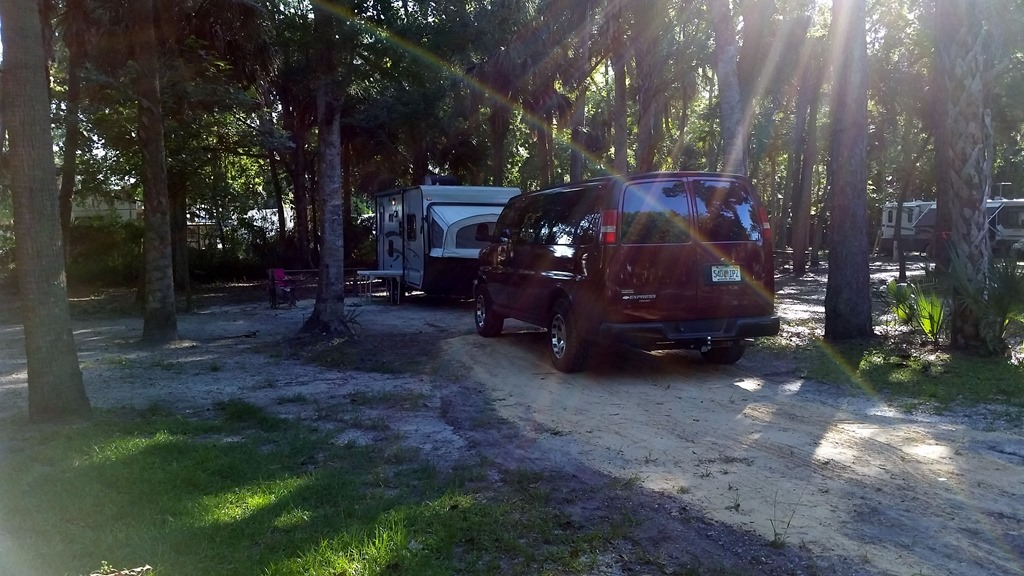 2015 05 Manatee Hammock Titusville Florida Red Is A